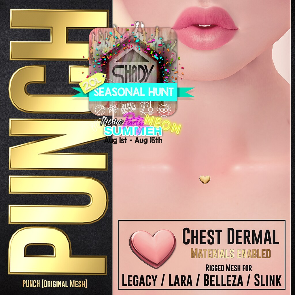PUNCH @ Shady Hunt!! SOON