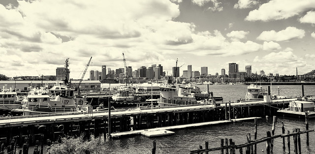 Tug Base and Skyline