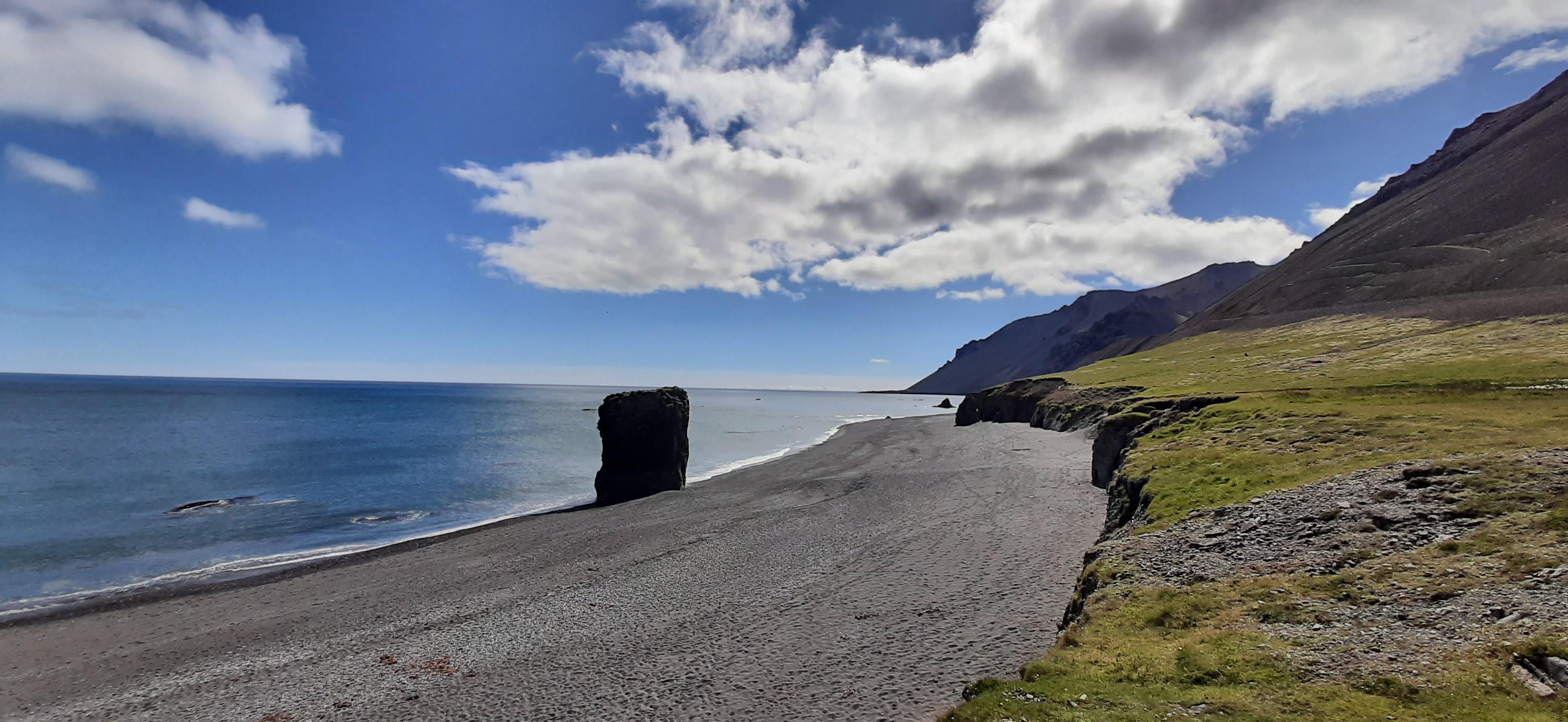 Carreteras de los fiordos del este