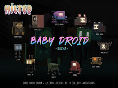 HILTED - Baby Droid