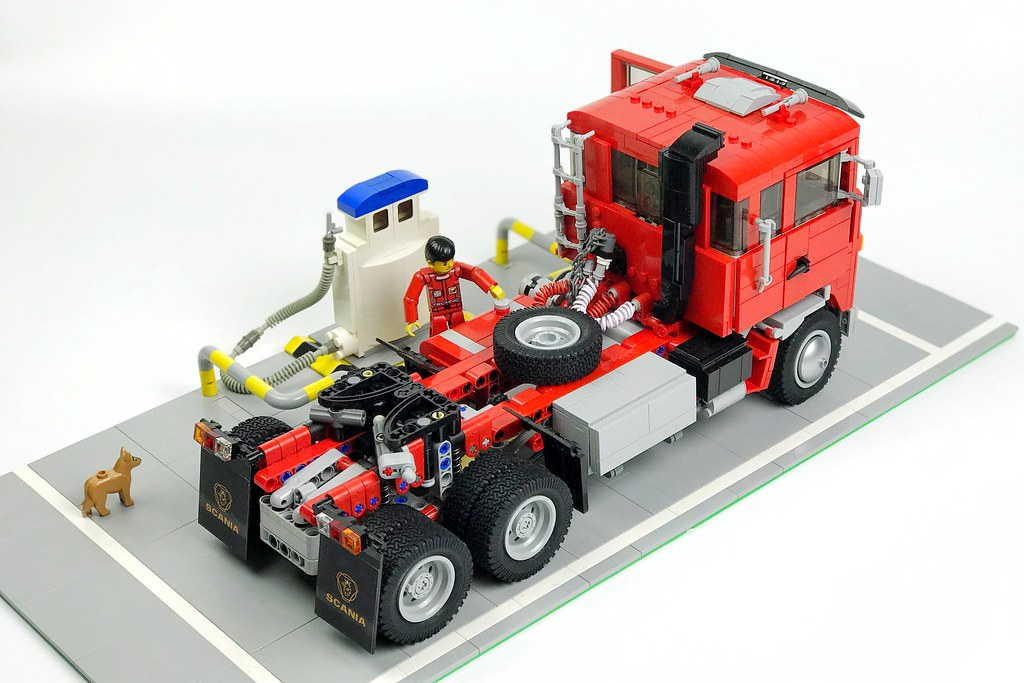Scania LK 141