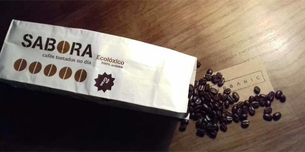 Café grano de Cafés Sabora