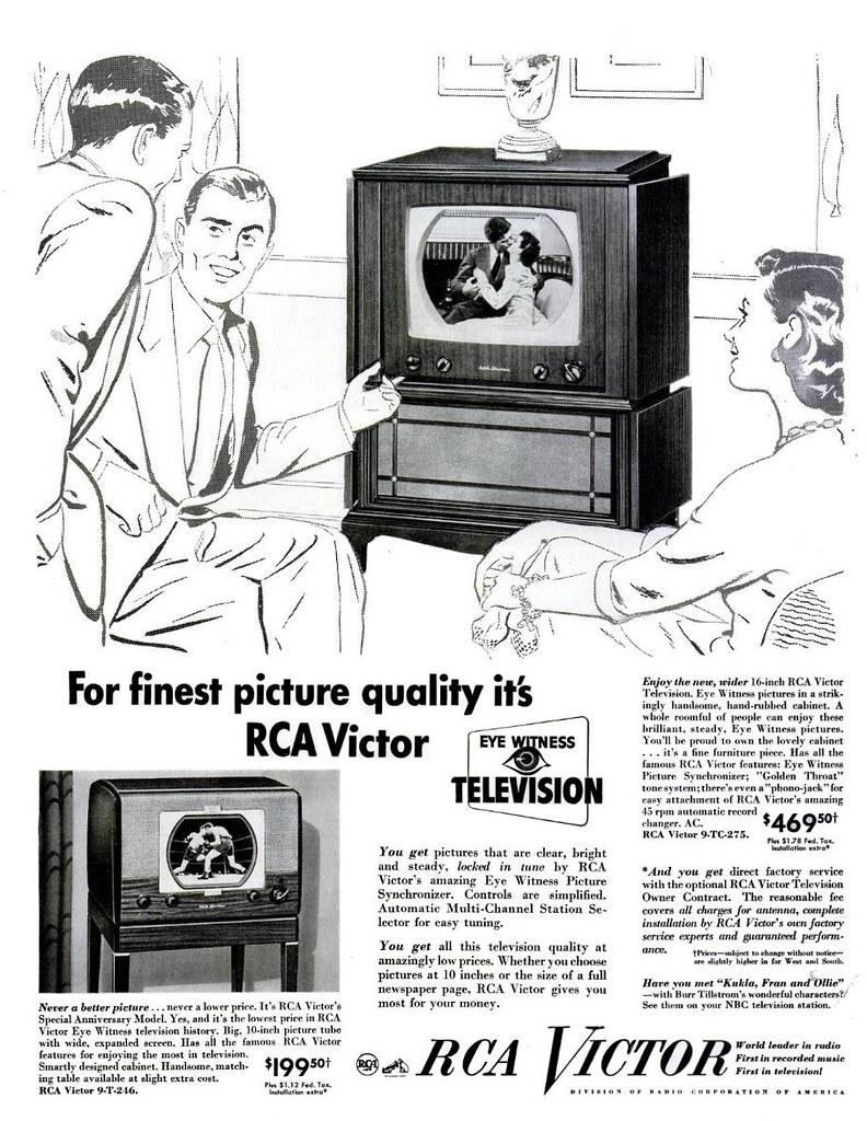 RCA Victor 1949