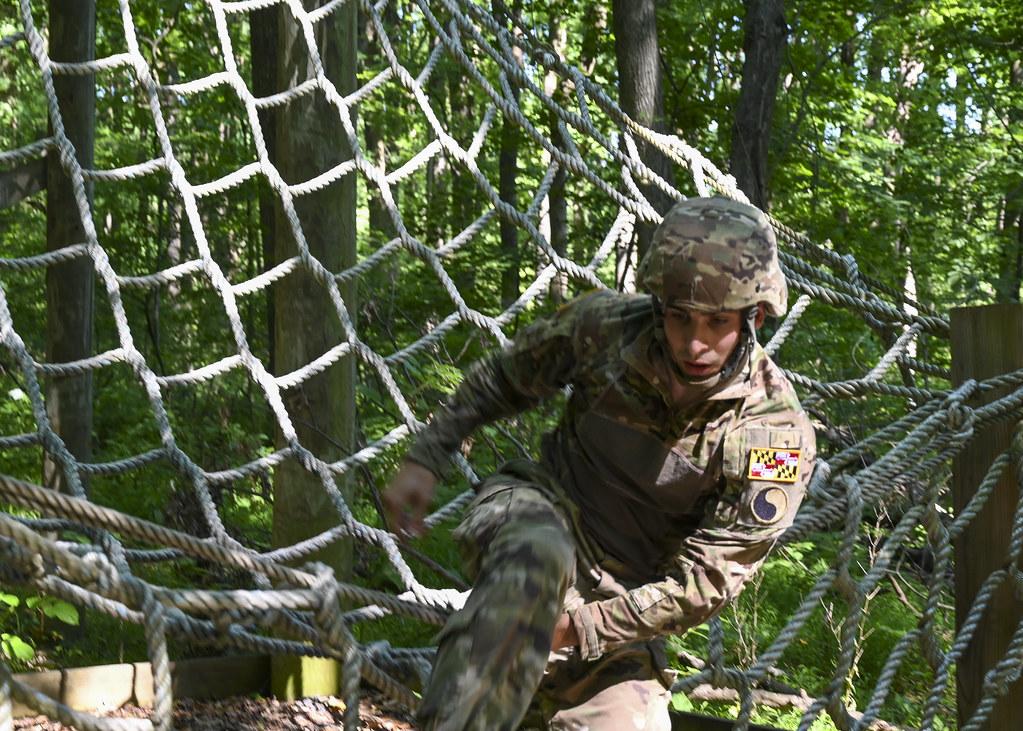 Maryland - Region II Best Warrior Competition