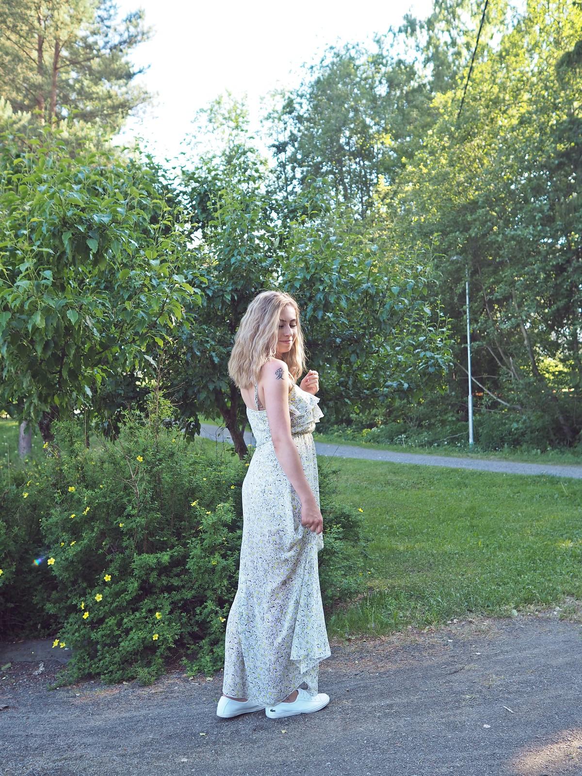 blogihaaste 12 kysymystä kesästä