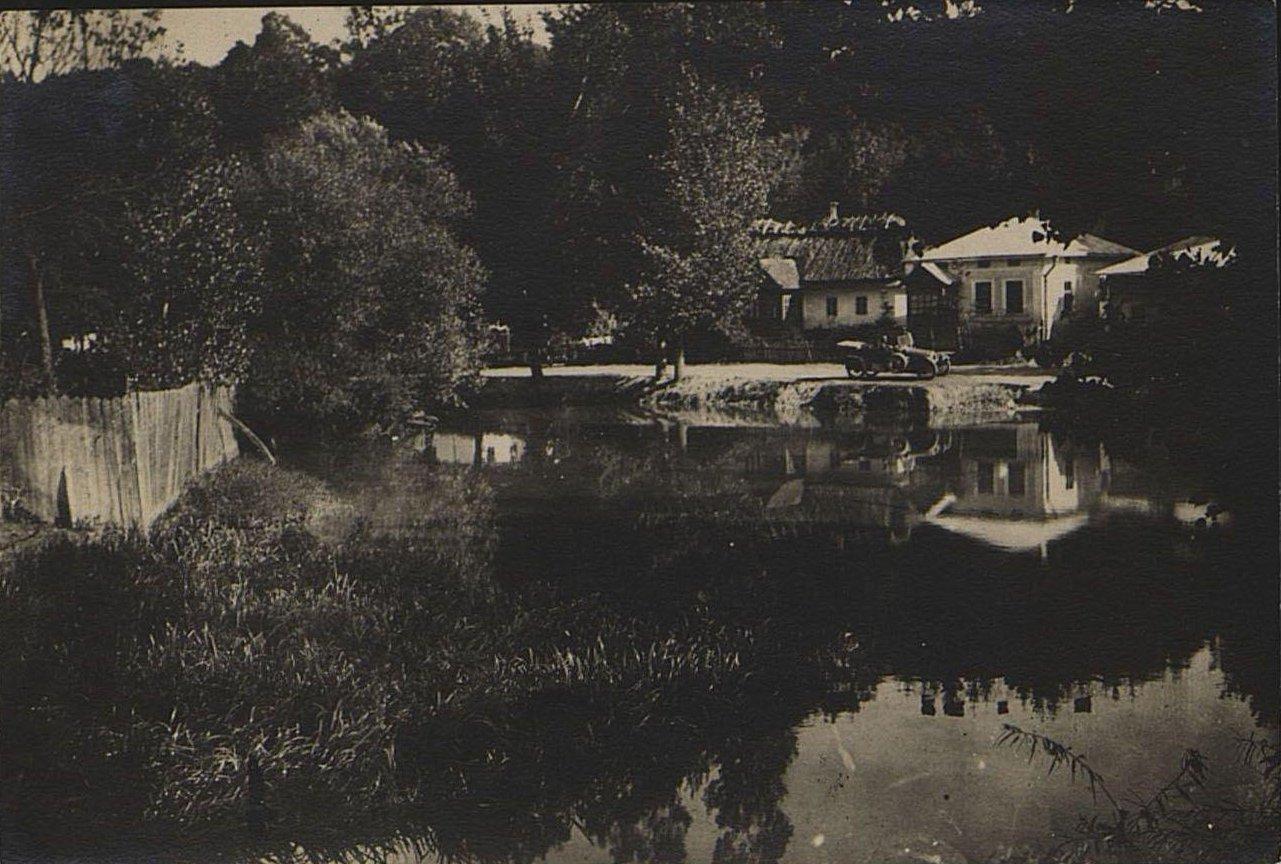 22. На озере в городе Збараже