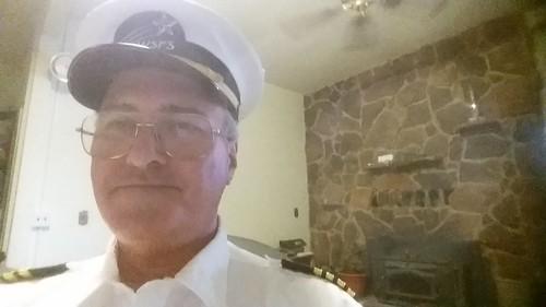 Captain Kevin at CoNZealand