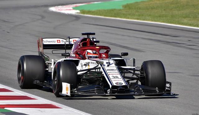 Alfa Romeo C38 / Kimi Räikkönen / FIN / ALFA ROMEO RACING