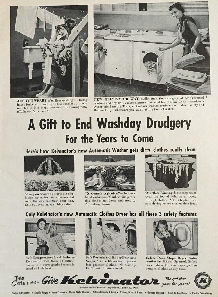 Kelvinator 1953