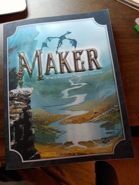 Maker campaign builder notebook