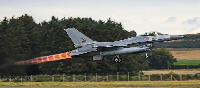 Portuguese Air Force F16AM Falcon