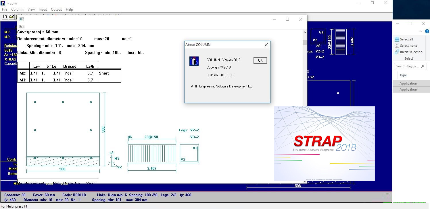 Working with ATIR STRAP_2018 Build 105 full