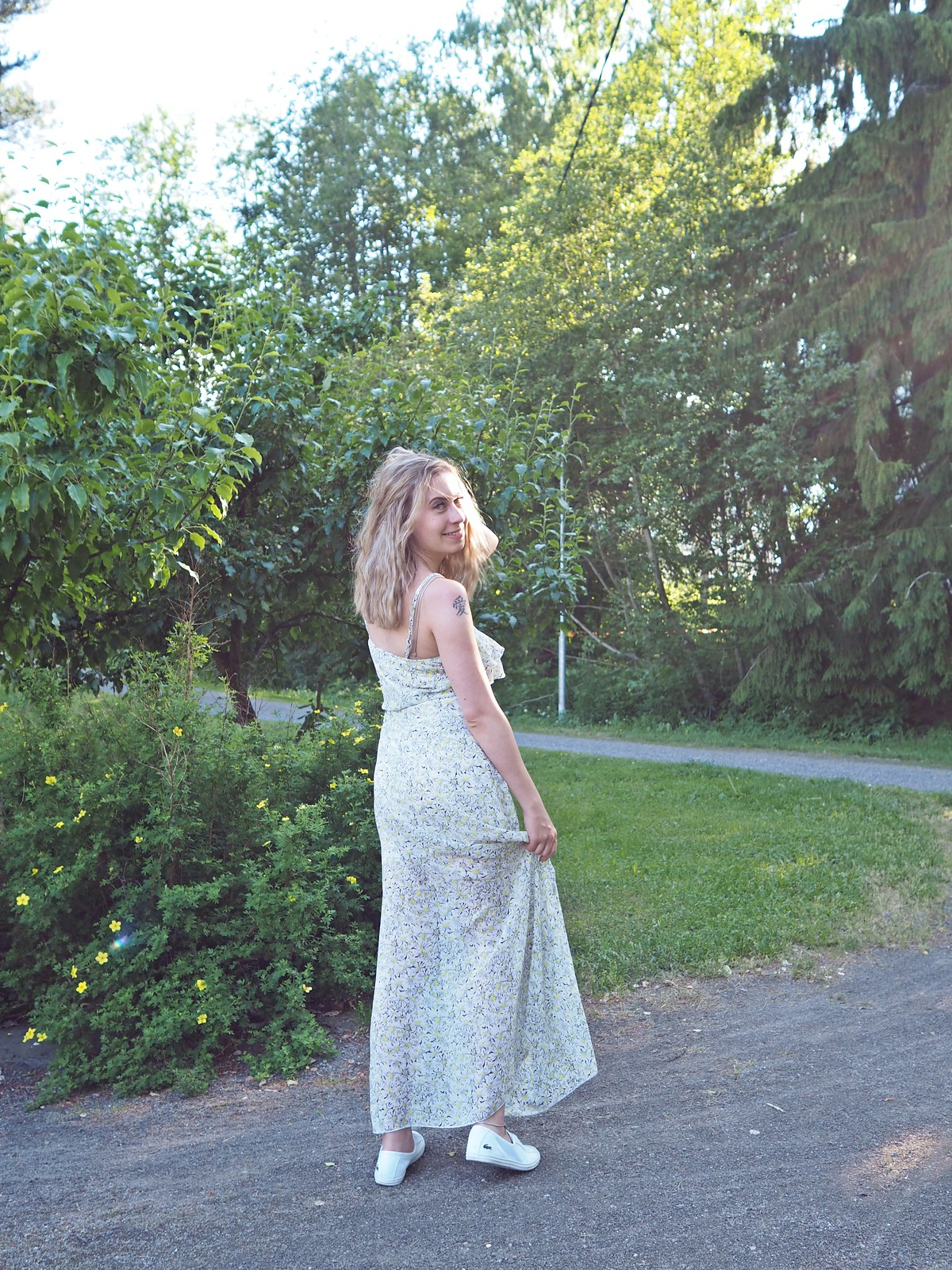 12 kesäistä kysymystä blogihaaste