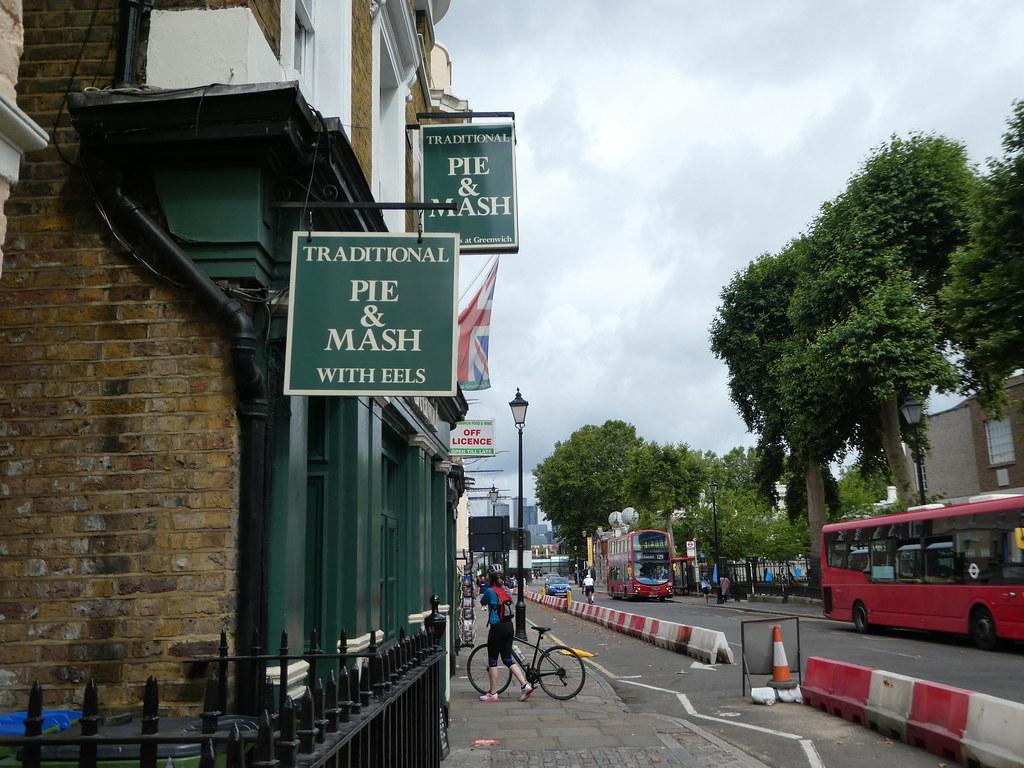 Goddards Cafe Greenwich