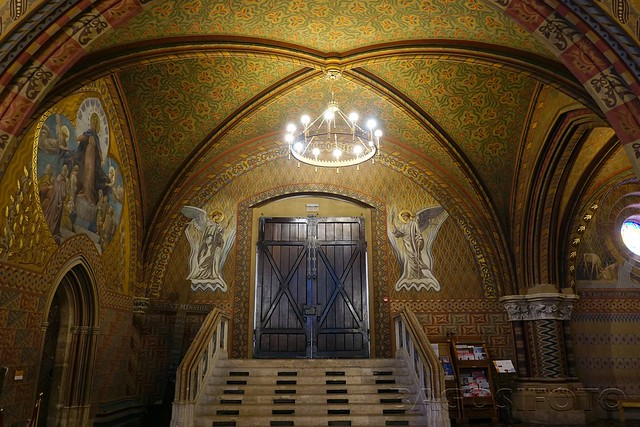 Budapest - Matyas-templom105