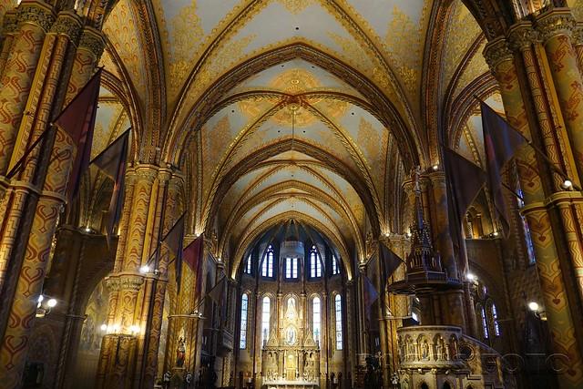 Budapest - Matyas-templom104