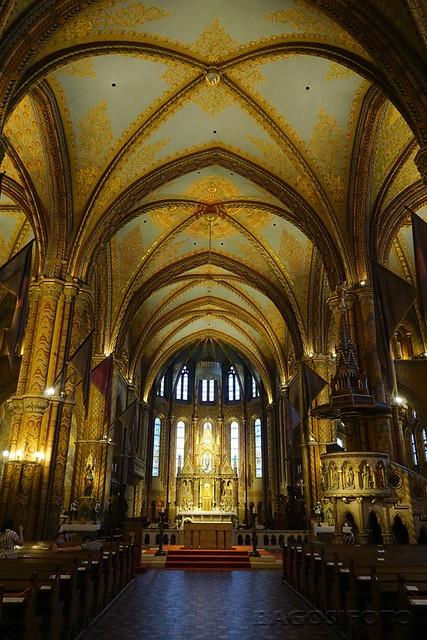 Budapest - Matyas-templom103