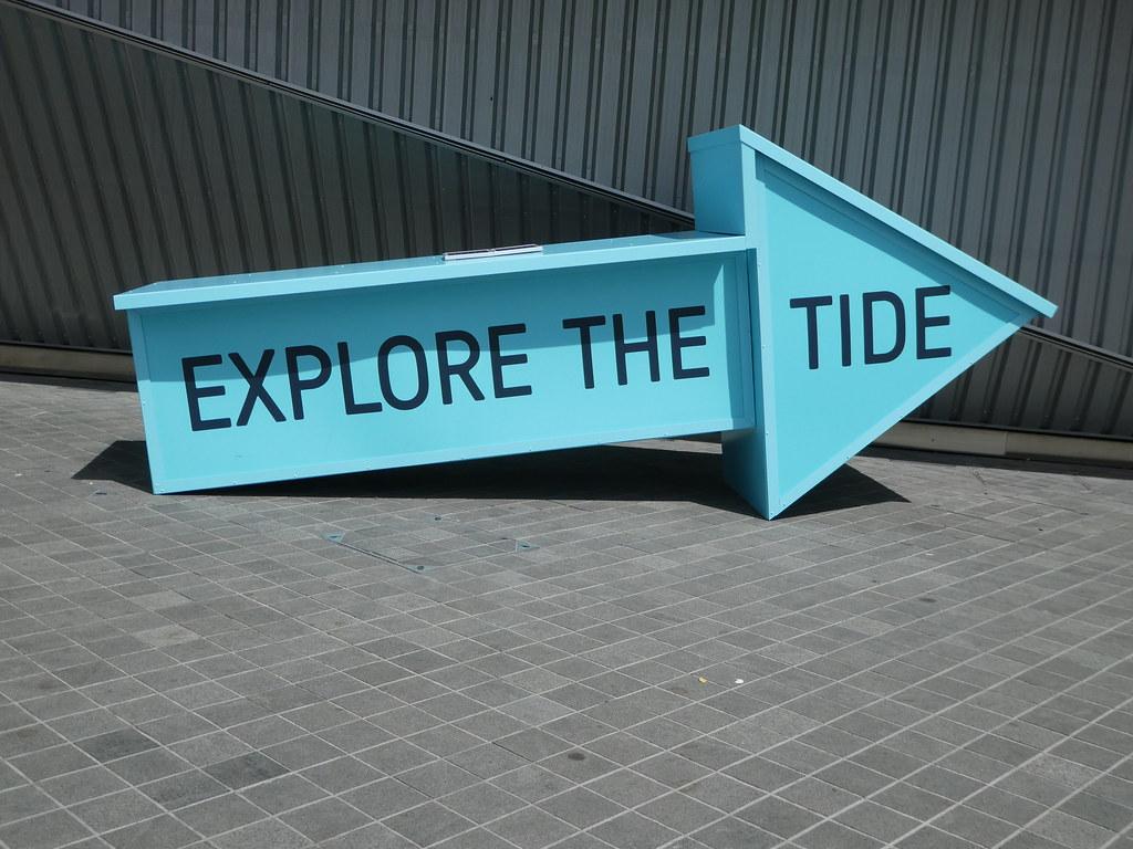 The Tide, Greenwich Peninsula