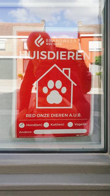 red onze dieren a.u.b.