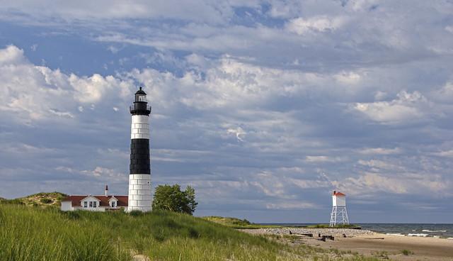 Big Sable Lighthouse.... Explore