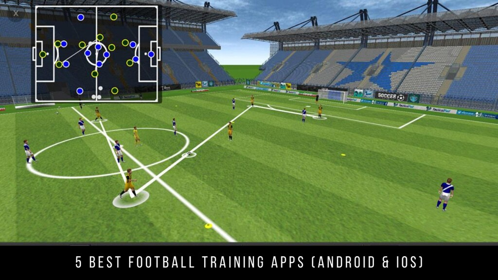 5 Best Football Training Apps (Android & iOS)