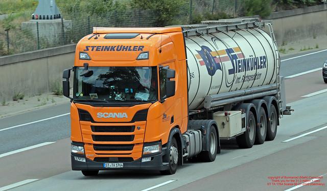 ST TA 1764 Scania 06-07-2020 (Germany)