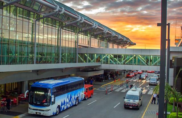 Aeropuerto de Costa Rica