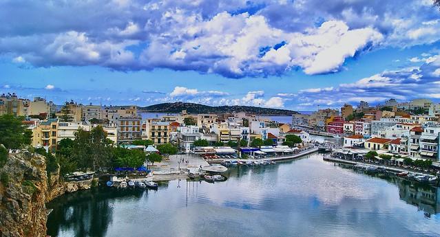 Greece in summer