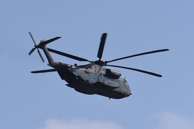 Germany - Army  Sikorsky CH-53G 84+82