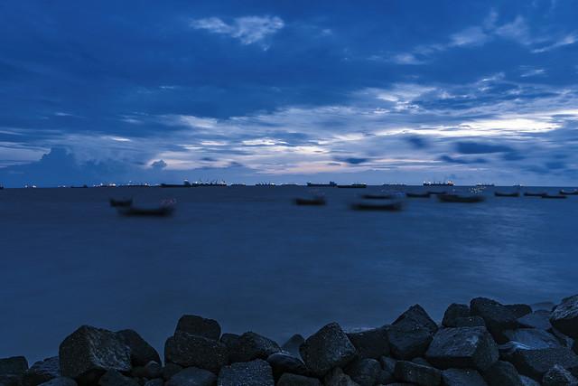 Patenga Sea Beach - পতেঙ্গা সমুদ্র সৈকত