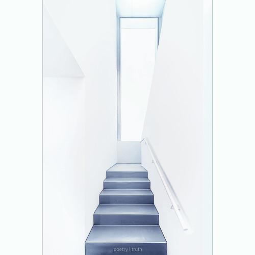 Bauhaus Staircase I . . .