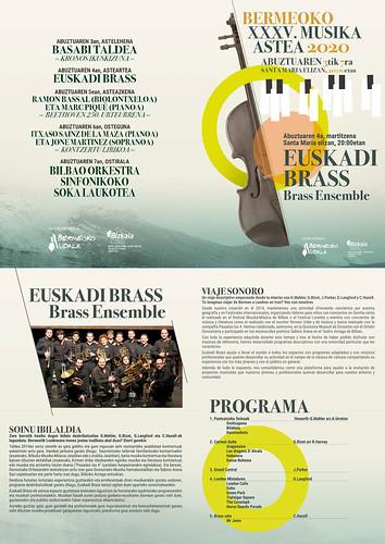 Euskadi Brass 2020