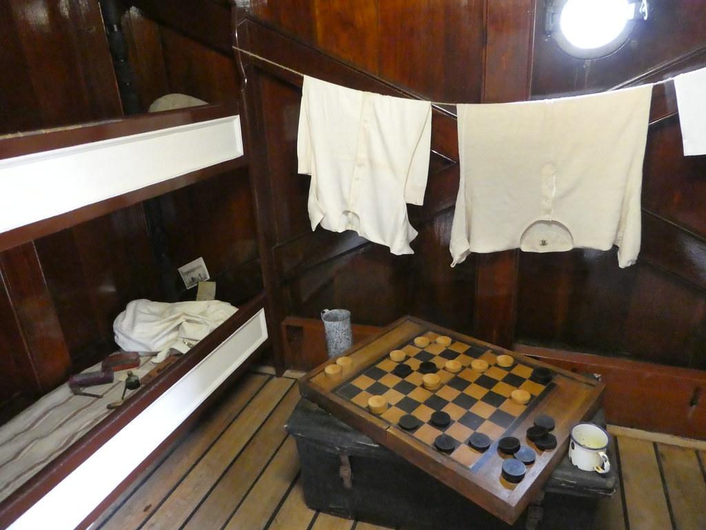 Crew life on board the Cutty Sark