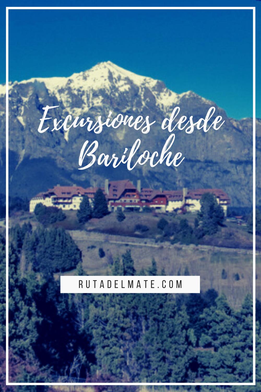 Excursiones desde Bariloche