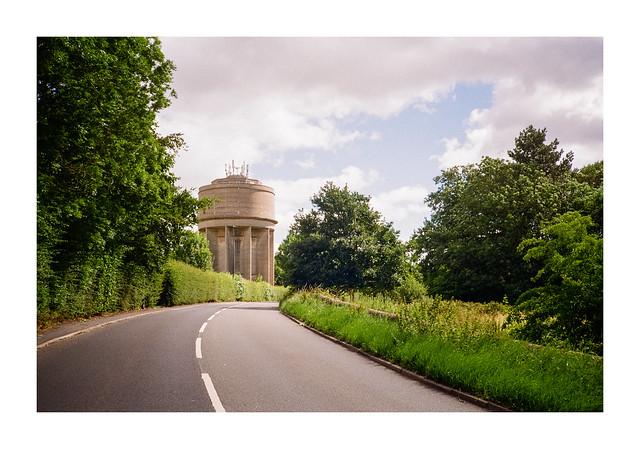 Norton watertower