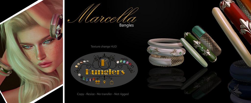 KUNGLERS – Marcella bangles Vendor 2