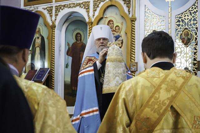В день памяти святого равноапостольного великого князя Владимира и Крещения Руси  28.07.2020