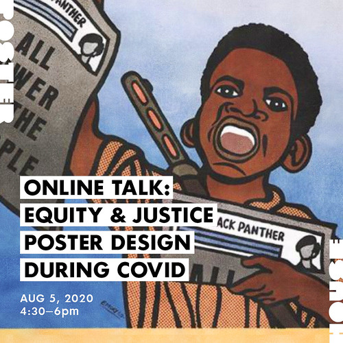 Online Talk: Equity and Justice