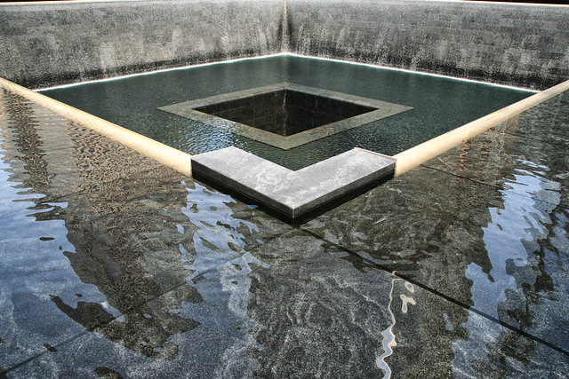 The empy pool