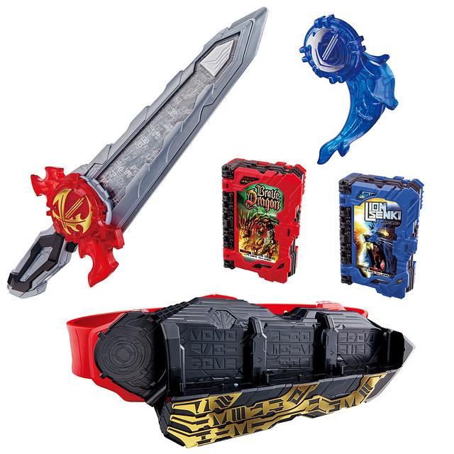 超帥拔刀變身!萬代《假面騎士聖刃》變身腰帶 DX聖劍SWORDRIVER(仮面ライダーセイバー 変身ベルト DX聖剣ソードライバー)