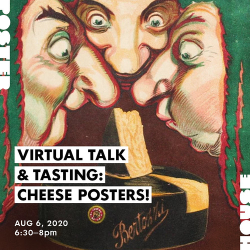 Virtual Talk: Cheese Posters