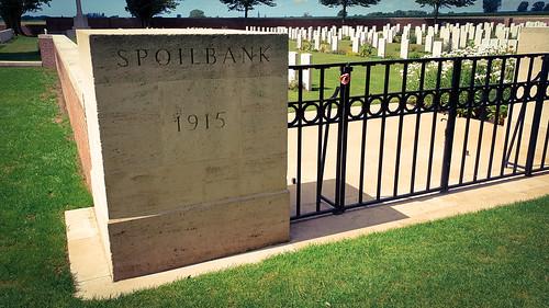 Spoilbank Cemetery