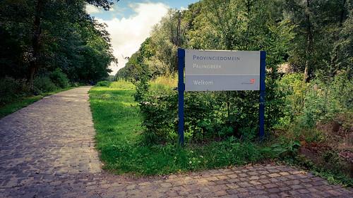 ingang domein Palingbeek