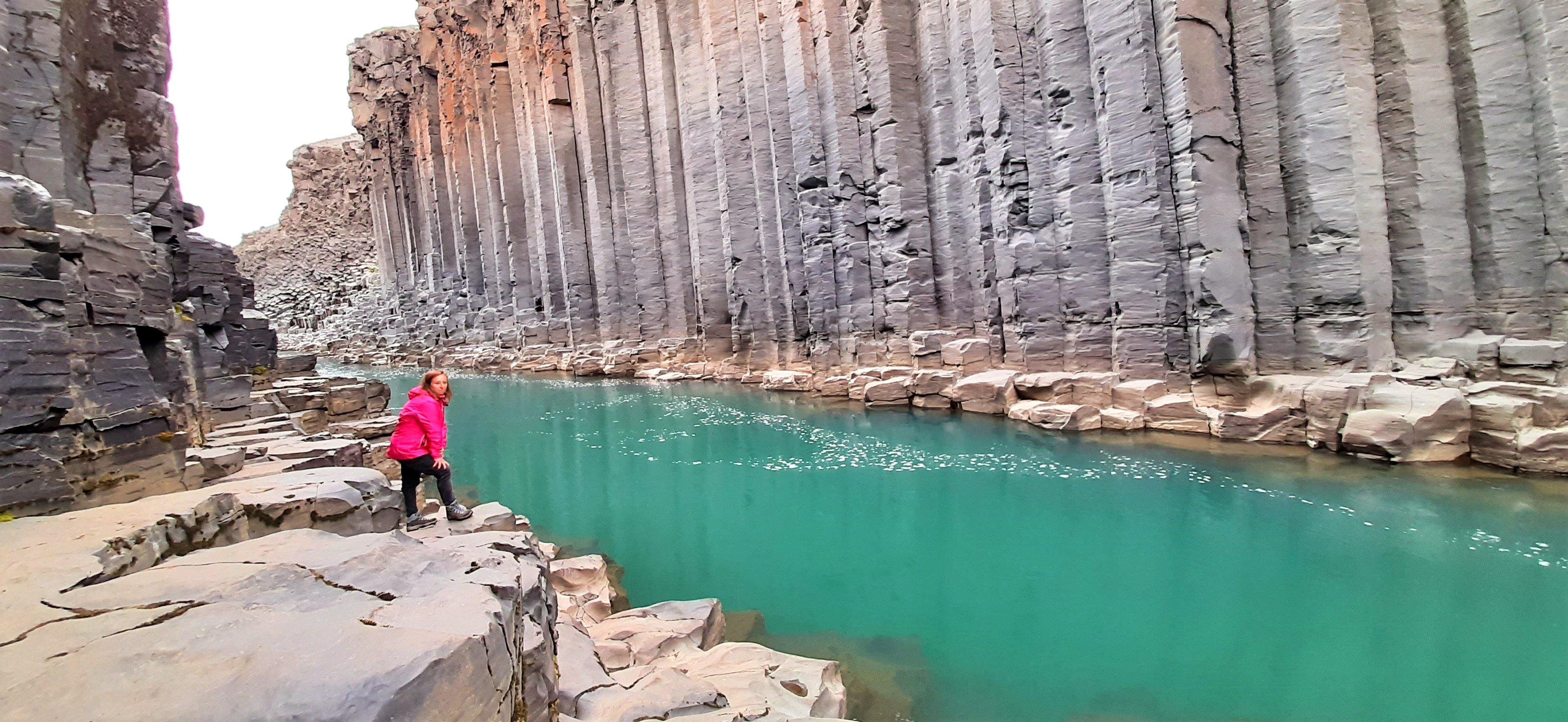 Stuðlagil Canyon