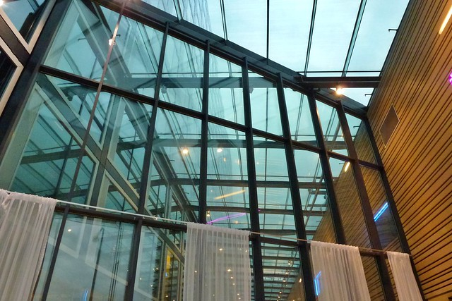 Conference Centre Curtain Wall