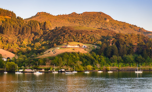 новаязеландия newzealand пейзаж landscape остров island море океан sea ocean гора залив mountain dmilokt