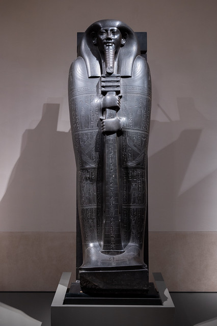 The Egypt museum in Turin / Torino. A must.