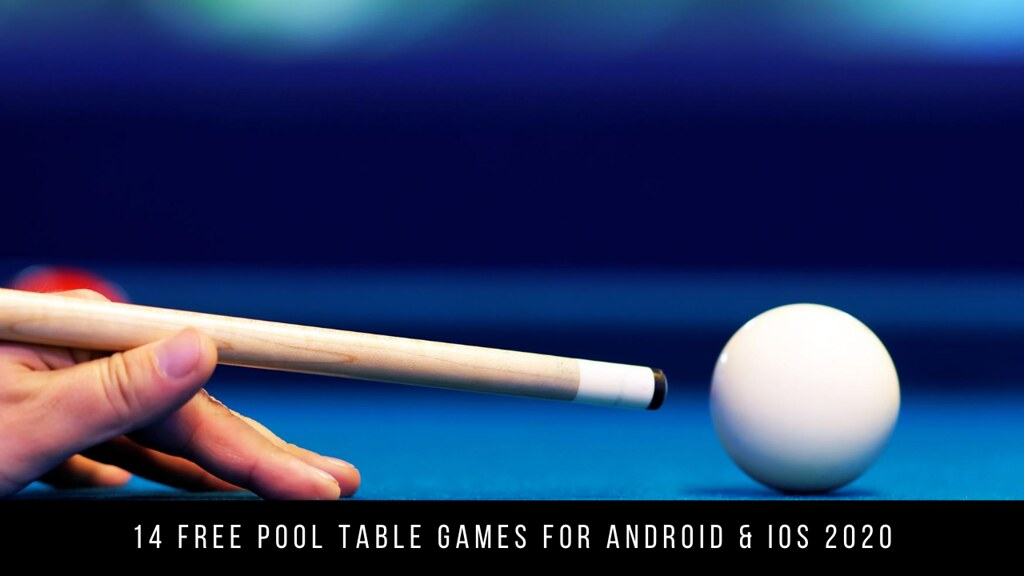 14 Free Pool Table Games For Android & iOS 2020