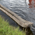 Log boat, Fetsund booms