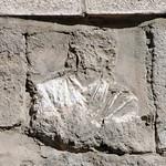 Damascus Umayyad (or Great) Mosque (Jamia al-Umawi) 708-715 Umayyad south Wall Portraits Reused Byzantine Detail (1e)